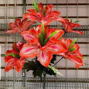 Лилия 7 цветков 58 см длина