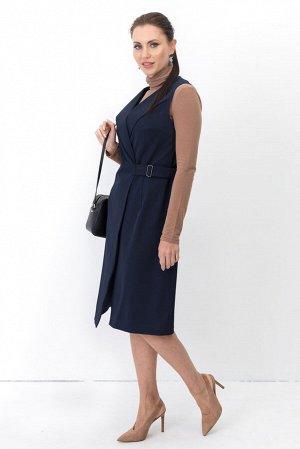 Платье - жилет Вествуд Нью (синий) П1258-5