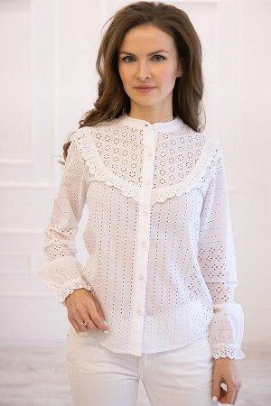 Рубашка (хлопок) шитье