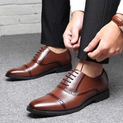 💥Обувь! Супер цены!🍁Одевайся вся семья!🍂Осень-Зима🔥😍    — СНИЖЕНИЕ ЦЕНЫ! Туфли мужские! — Для мужчин