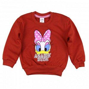 Лонгслив для девочек Asadik Kids (2-5) Duck