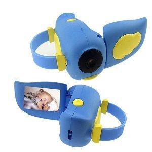Детский цифровой фотоаппарат-видеокамера C610 (желтый)