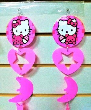 Декоративный детский занавес-цепочка на дверь