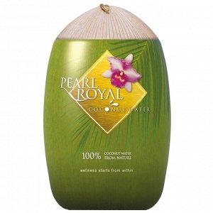 Кокосовая вода (Coconut water Pearl Royal), 310 мл., Тайланд