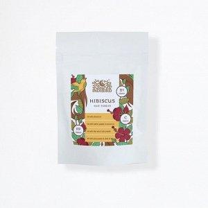 Порошок лепестков Гибискуса (Hibiscus Powder) максимальное увлажнение смягчение кожи и волос 40 гр.