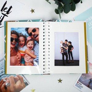 """Фотоальбом """"Моя любимая семья"""". 10 магнитных листов размером 12 х 18.7 см"""