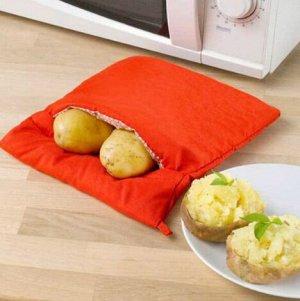 Мешочек для приготовления картофеля в микроволновой печи Potato Expres