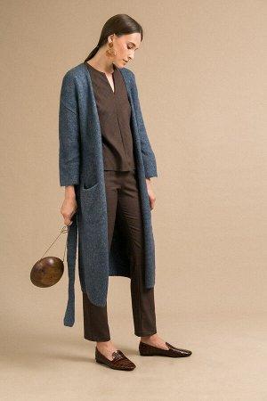 #94082 Кардиган (Emka Fashion) синий