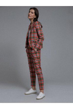 #94124 Жакет (Emka Fashion) оранжевый