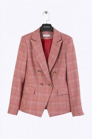 #94113 Жакет (Emka Fashion) красный