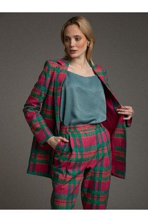 #94097 Жакет (Emka Fashion) розовый