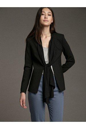 #94076 Жакет (Emka Fashion) черный