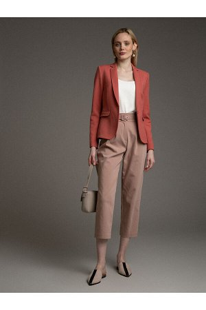 #93985 Жакет (Emka Fashion) розовый