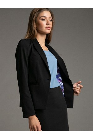 #93977 Жакет (Emka Fashion) черный
