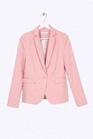 #93967 Жакет (Emka Fashion) розовый