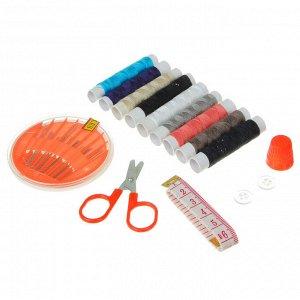Набор швейных принадлежностей 15 предметов, ШП2019-2