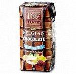 Фисташковое молоко с бельгийским шоколадом 137 Degrees, 180 мл 1/36
