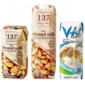 🍣АА: АЗБУКА АЗИИ Только импортные продукты! — {🌰Альтернативное молоко} — Молочные продукты