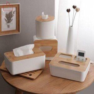 Лучшее для создания интерьера и декора! Из Китая с любовью!  — Коробки для салфеток — Системы хранения
