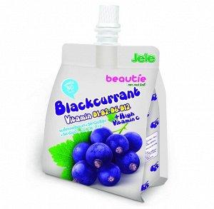 Желе JELE BEAUTIE (черная смородина+витамины В1,В2,В6,В12), 150 гр