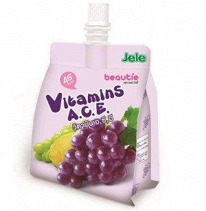Желе JELE BEAUTIE (витамины А С Е), 150 гр