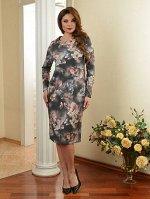 Арт. 7323В платье Цветы Salvi