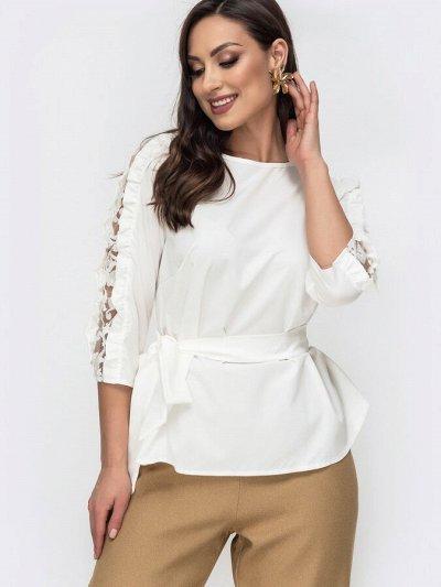 МОДНЫЙ ОСТРОВ ❤ Женская одежда. Весна 2021 — блузки футболки Большие размеры — Рубашки и блузы