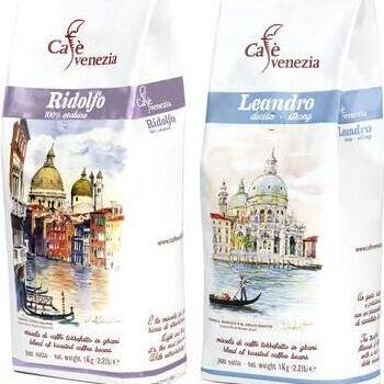 ☕ 50 оттенков кофе. Большая скидка на Швейцарию! — Cafe Venezia (Венеция) - частичка города любви и романтики — Кофе в зернах
