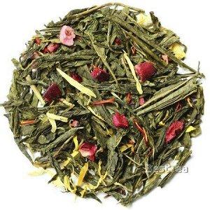 W-321 Спелый Барбарис зеленый чай   уп. 100 гр