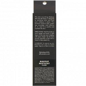E.L.F., Mist & Set, спрей для фиксации макияжа, прозрачный, 120 мл (4,1 жидк. унции)