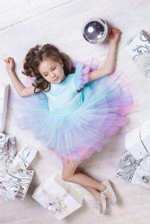 Ликвидация салона нарядных платьев для девочек.  — платья L*E*L*U kids (1500 рублей) — Платья
