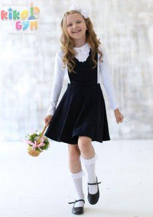 702847-1 Сарафан школьный Moda Lora