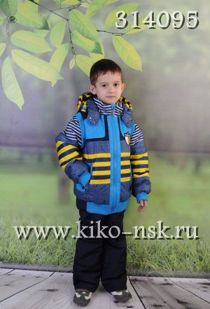 314095 Костюм для мальчика Bilemi