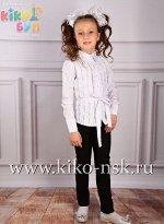 596396 Блуза школьная хлопок