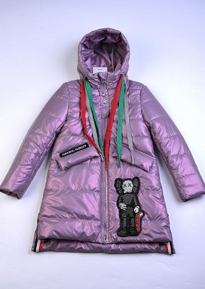 2087-S Пальто на синтепоне