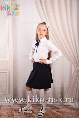 7444 Блуза школьная хлопок