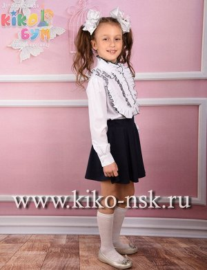 701361 Блуза с длинным рукавом ModaLora