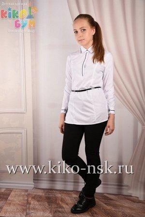 701288 Блуза с длинным рукавом ModaLora