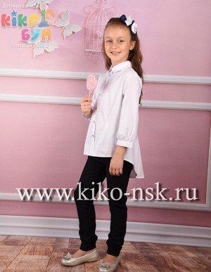 701413 Блуза с длинным рукавом ModaLora