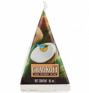 Кокосовое молоко CHAOKOH, 65 мл 1/80