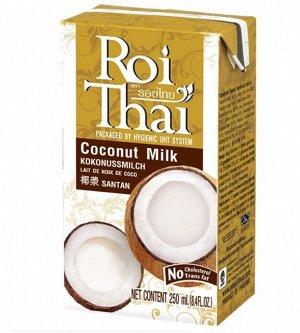 Кокосовое молоко ROI THAI,  250 мл 1/36