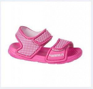 Пляжная обувь  девочки