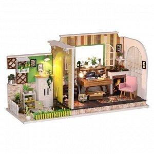 Кукольный домик с наполнением ZW-H001 (30*16,2*12 см)
