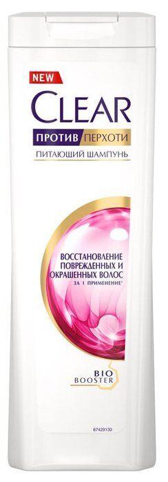 Шампунь CLEAR CARAT 400мл Восстановление повр.окраш.волос Женский