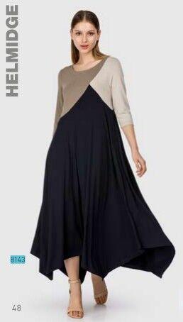 Платье Прямое платье свободного кроя, 3-х цветное, с длинным рукавом, без застежки, с округлым вырезом горловины. Декорировано карманами в шве по бокам. Состав 95% вискоза, 5% эластан