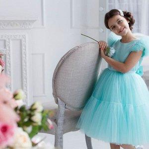 "Платье ""Тиффани"" мята"