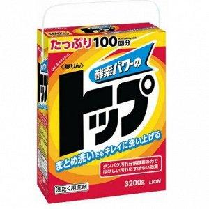 «Топ – сила ферментов» Стиральный порошок (концентрат) 3,2 кг / 3