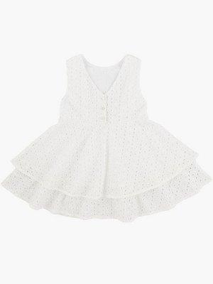 Платье  UD 7055 белый