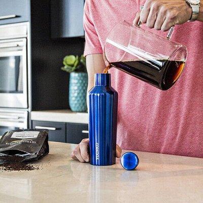 Распродажа посуды! Скидки до 70%! Идеи подарков! — Бутылки для воды, термосы — Кухня