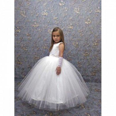 Ликвидация салона нарядных платьев для девочек.  — Платья Ксении Верде (любое платье за 1100 р) — Платья